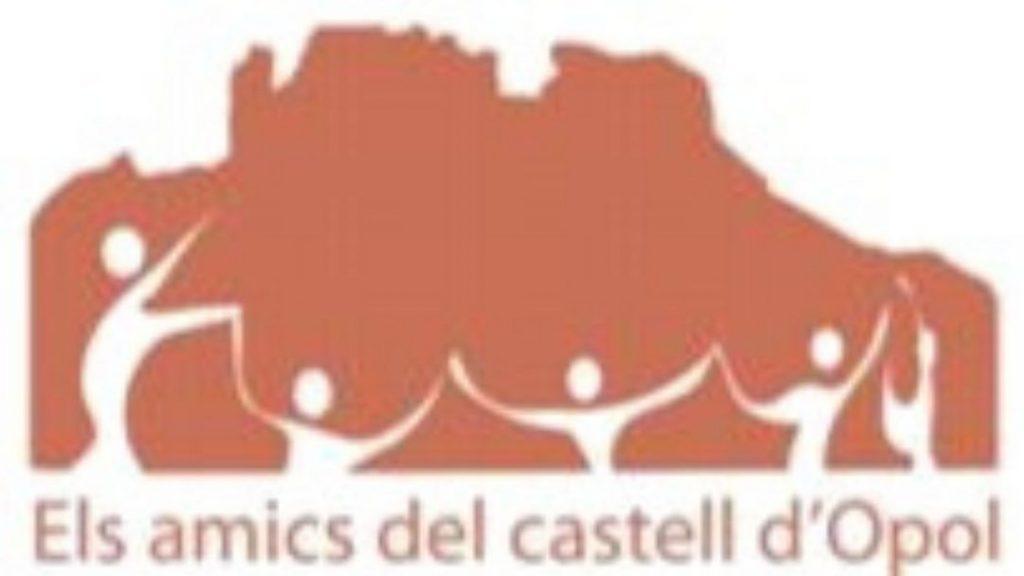 Logo Els Amics del Castelle d'Opol