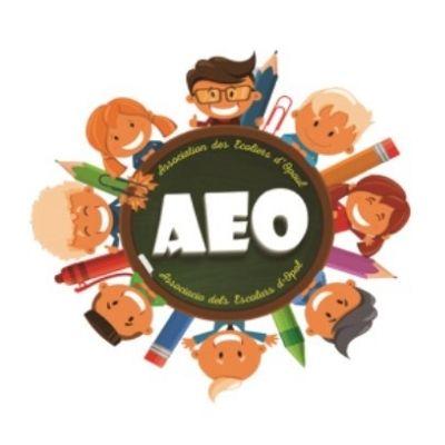 Logo Association des écoliers d'Opoul